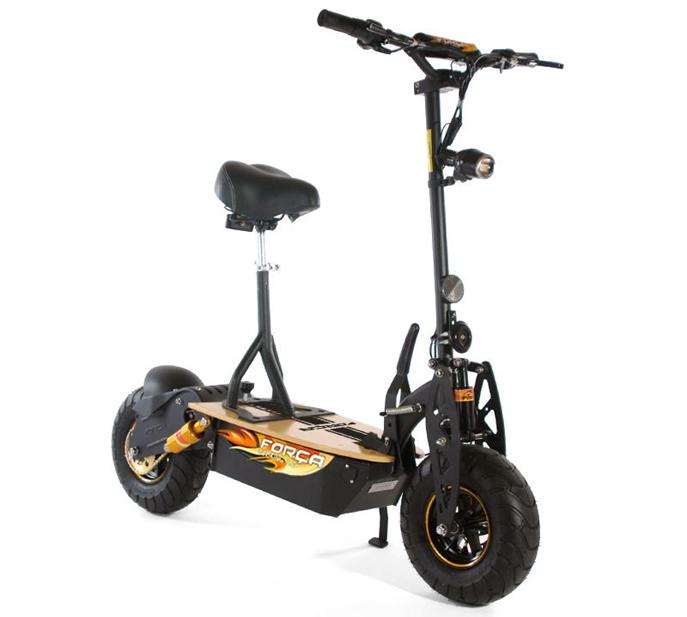 Evoking 20km/h Escooter helmfrei