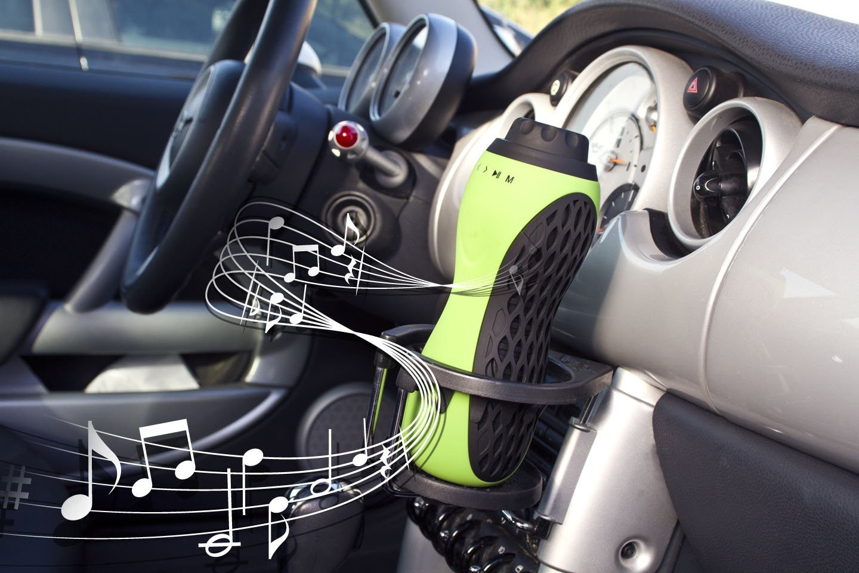 Bluetooth Lautsprecher Speaker Fahrradflasche