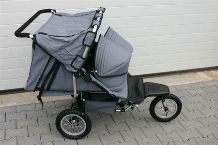 crown zwillingswagen zwillingskinderwagen geschwister ebay. Black Bedroom Furniture Sets. Home Design Ideas