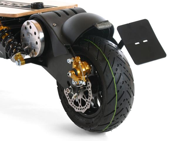 forca elektroroller scooter xxl reifen e scooter 43 kmh strassenzulassung ebay. Black Bedroom Furniture Sets. Home Design Ideas