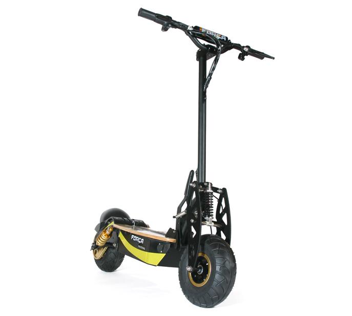 Raceking II Escooter ohne StVZO