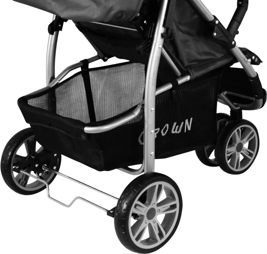 crown jogger kinderwagen sportbuggy kinderbuggy reisebuggy. Black Bedroom Furniture Sets. Home Design Ideas