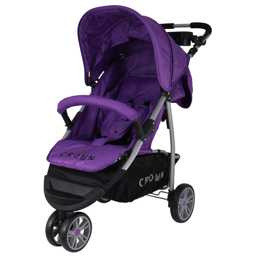 crown kinderwagen buggy sport jogger aluminium rahmen. Black Bedroom Furniture Sets. Home Design Ideas