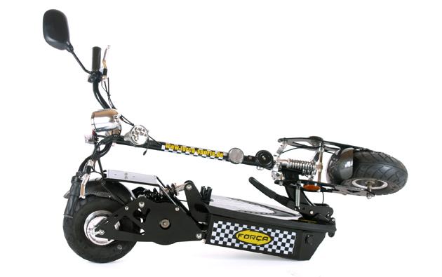 Cityspeedster 5 - CITY SPEEDSTER-800 FORCA