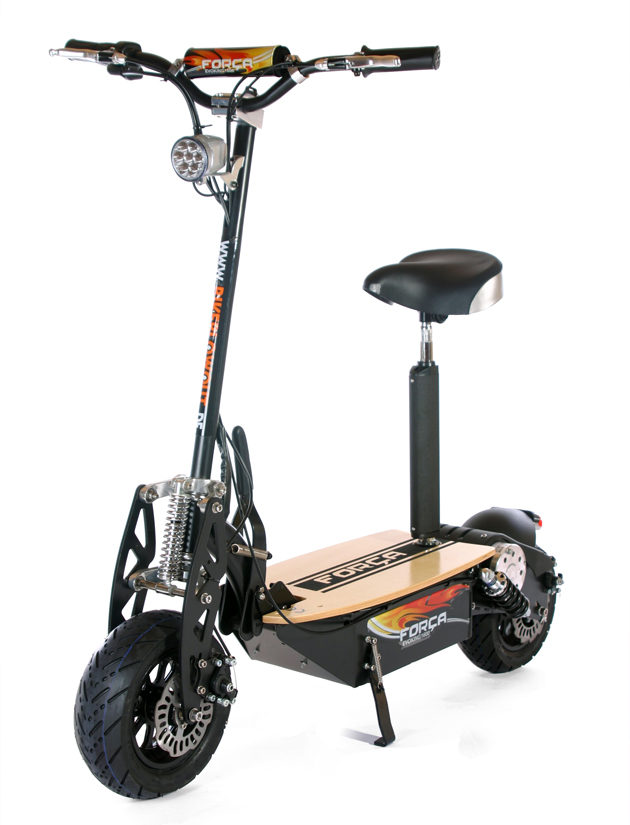 Evoking BKEdition Bk 2 - FORCA EVOKING-1600: HighPower E-Scooter wieder lieferbar